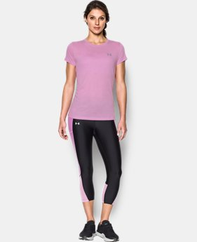 Women's UA Threadborne™ Train Short Sleeve  1 Color $29.99
