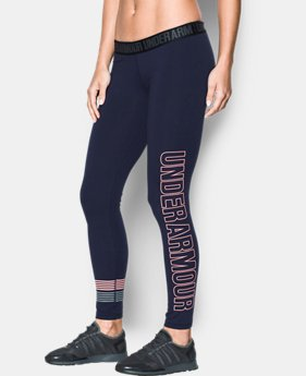 Women's UA Favorite Graphic Leggings  1 Color $37.49 to $49.99