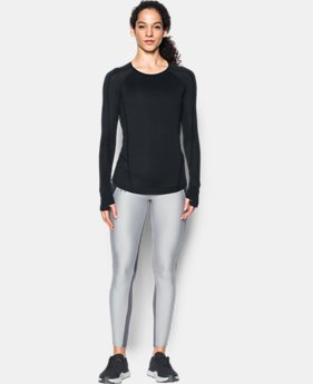 Women's UA HexDelta Long Sleeve  1 Color $64.99