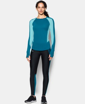 Women's UA HexDelta Long Sleeve  4 Colors $64.99