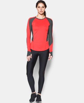 Women's UA HexDelta Long Sleeve  1 Color $48.74