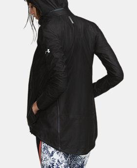 Women's UA GORE-TEX® Shake Dry Long Jacket  1 Color $349.99