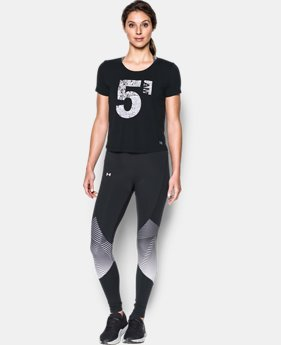 Women's UA 5 AM Boxy T-Shirt   $37.99