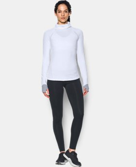 New Arrival Women's ColdGear® Reactor Funnel Neck  3 Colors $74.99