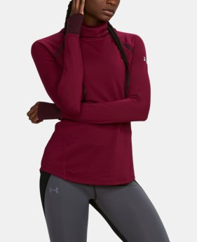 Women's ColdGear® Reactor Funnel Neck  2 Colors $63.74