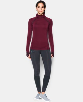 Women's ColdGear® Reactor Funnel Neck  5 Colors $74.99