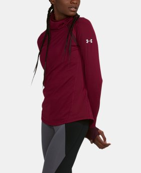 PRO PICK Women's ColdGear® Reactor Funnel Neck  4 Colors $74.99