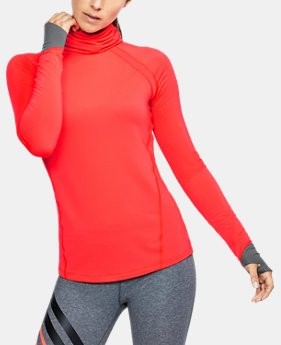 Women's ColdGear® Reactor Funnel Neck  2 Colors $74.99