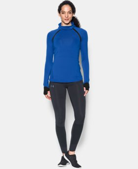 New Arrival  Women's ColdGear® Reactor Funnel Neck  1 Color $84.99