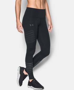 New Arrival Women's UA Storm Accelerate Reflective Leggings  1 Color $149.99