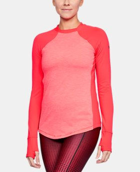 New to Outlet Women's ColdGear® Reactor Long Sleeve  2  Colors Available $38.99