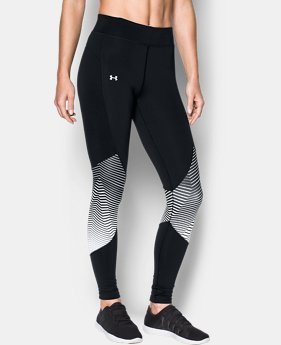 New Arrival Women's ColdGear® Reactor Graphic Leggings  3 Colors $64.99