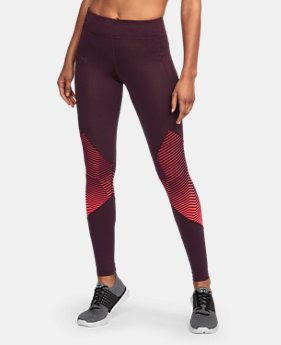 Women's ColdGear® Reactor Graphic Leggings  1 Color $64.99
