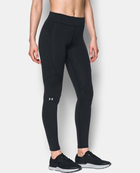 Women's ColdGear® Armour Leggings LIMITED TIME: FREE U.S. SHIPPING 1 Color $49.99