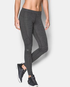 New Arrival  Women's ColdGear® Armour Leggings  1 Color $59.99