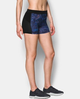Women's HeatGear® Armour Reversible Shorty  1 Color $34.99