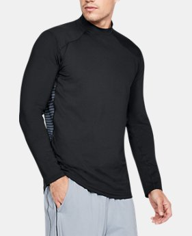 Men's ColdGear® Reactor Fitted Long Sleeve  2  Colors Available $54.99