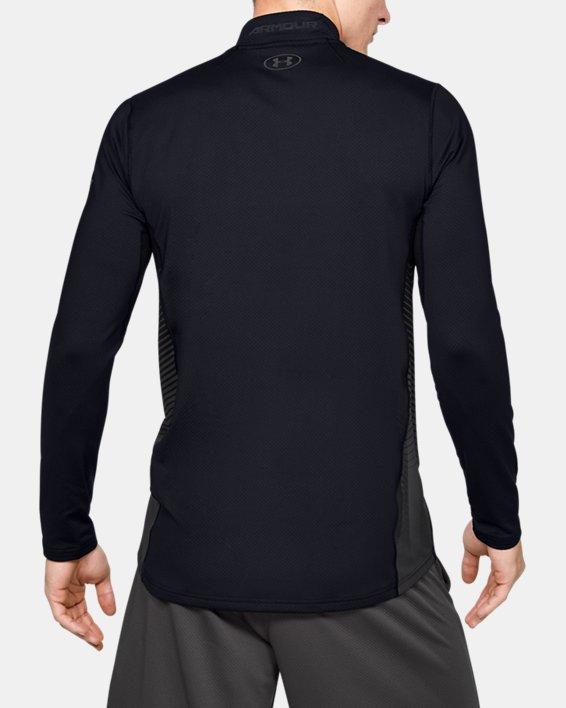 Maillot ColdGear® Reactor Fitted à manches longues pour homme, Black, pdpMainDesktop image number 2