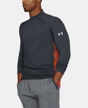 Men's ColdGear® Reactor Fitted Long Sleeve  3 Colors $41.24 to $54.99