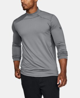 Best Seller  Men's ColdGear® Reactor Fitted Long Sleeve  3 Colors $64.99