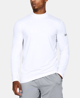 Best Seller Men's ColdGear® Reactor Fitted Long Sleeve  1 Color $54.99