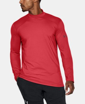 Men's ColdGear® Reactor Fitted Long Sleeve  1 Color $41.24 to $41.99