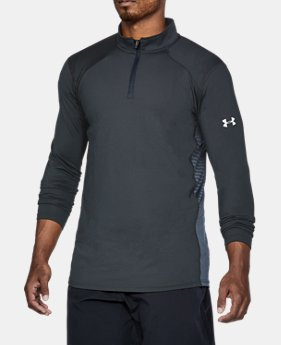 Men's ColdGear® Reactor Fitted ¼ Zip  6 Colors $74.99