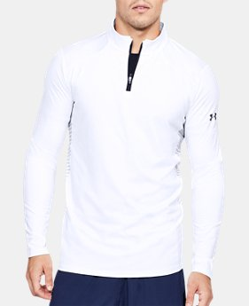 Men's ColdGear® Reactor Fitted ¼ Zip  1 Color $38.99 to $48.74