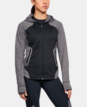 Women's ColdGear® Reactor Exert Full Zip  1 Color $112.49