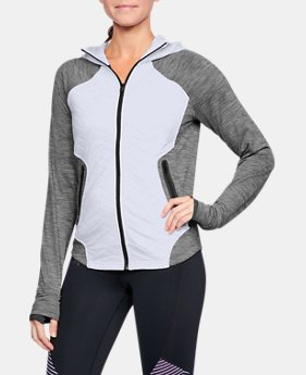 Women's ColdGear® Reactor Exert Full Zip  2 Colors $97.49