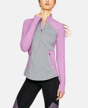 Women's ColdGear® Reactor ½ Zip LIMITED TIME OFFER 2 Colors $62.99