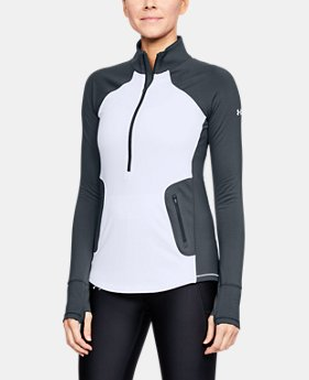 Women's ColdGear® Reactor ½ Zip LIMITED TIME OFFER 7 Colors $62.99