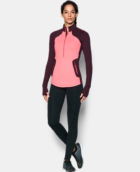 Women's ColdGear® Reactor ½ Zip LIMITED TIME OFFER 2 Colors $55.99