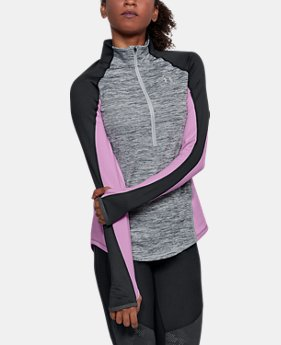 Women's ColdGear® Armour ½ Zip  1  Color Available $41.99 to $52.99