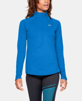 Women's ColdGear® Armour ½ Zip  5  Colors Available $59.99