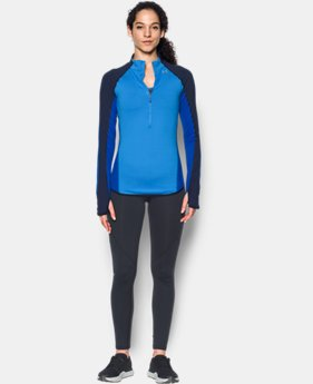 New to Outlet Women's ColdGear® Armour ½ Zip  1 Color $44.99
