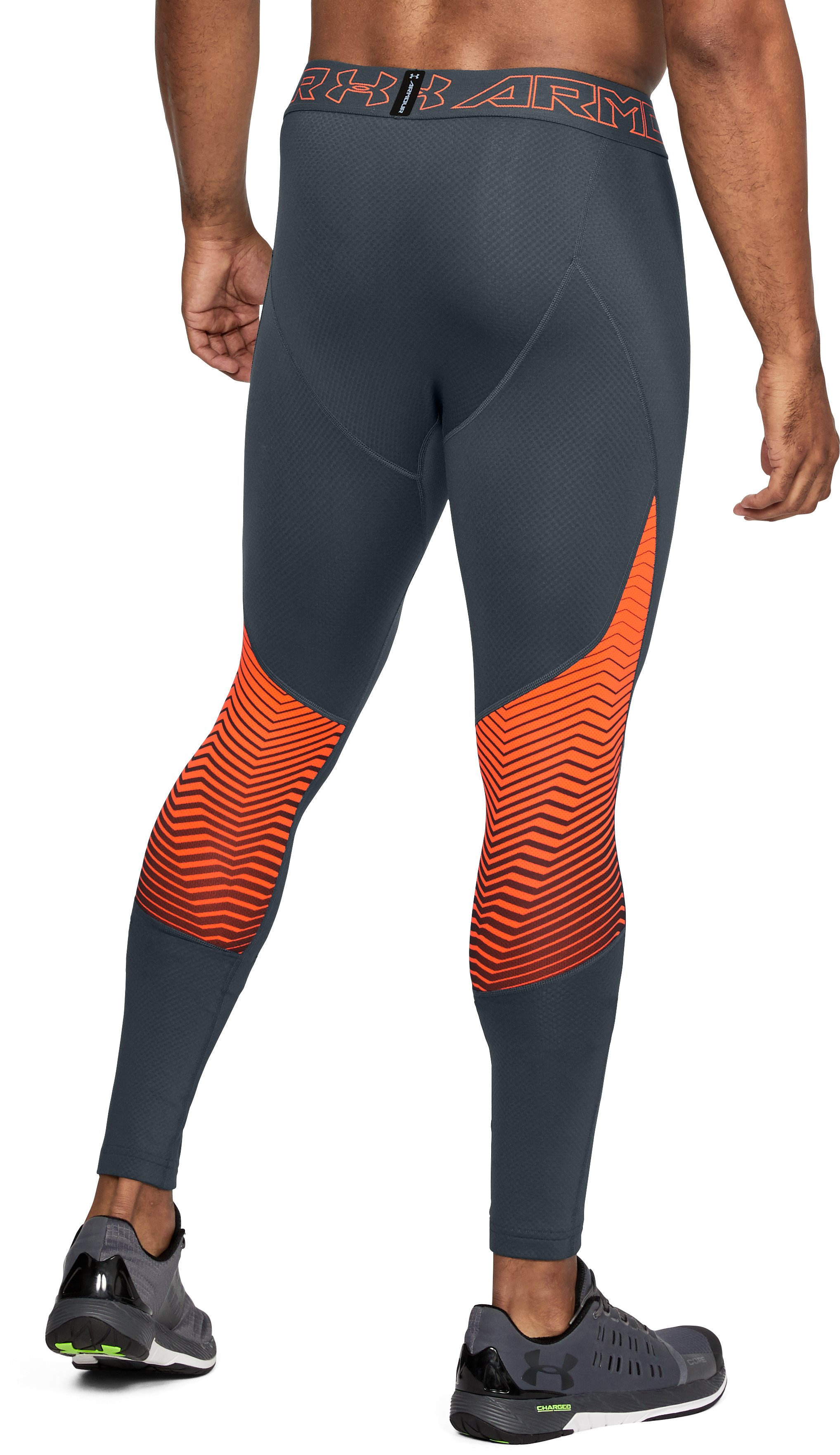ColdGear® Reactor - Leggings pour homme, GRIS STEALTH, non défini