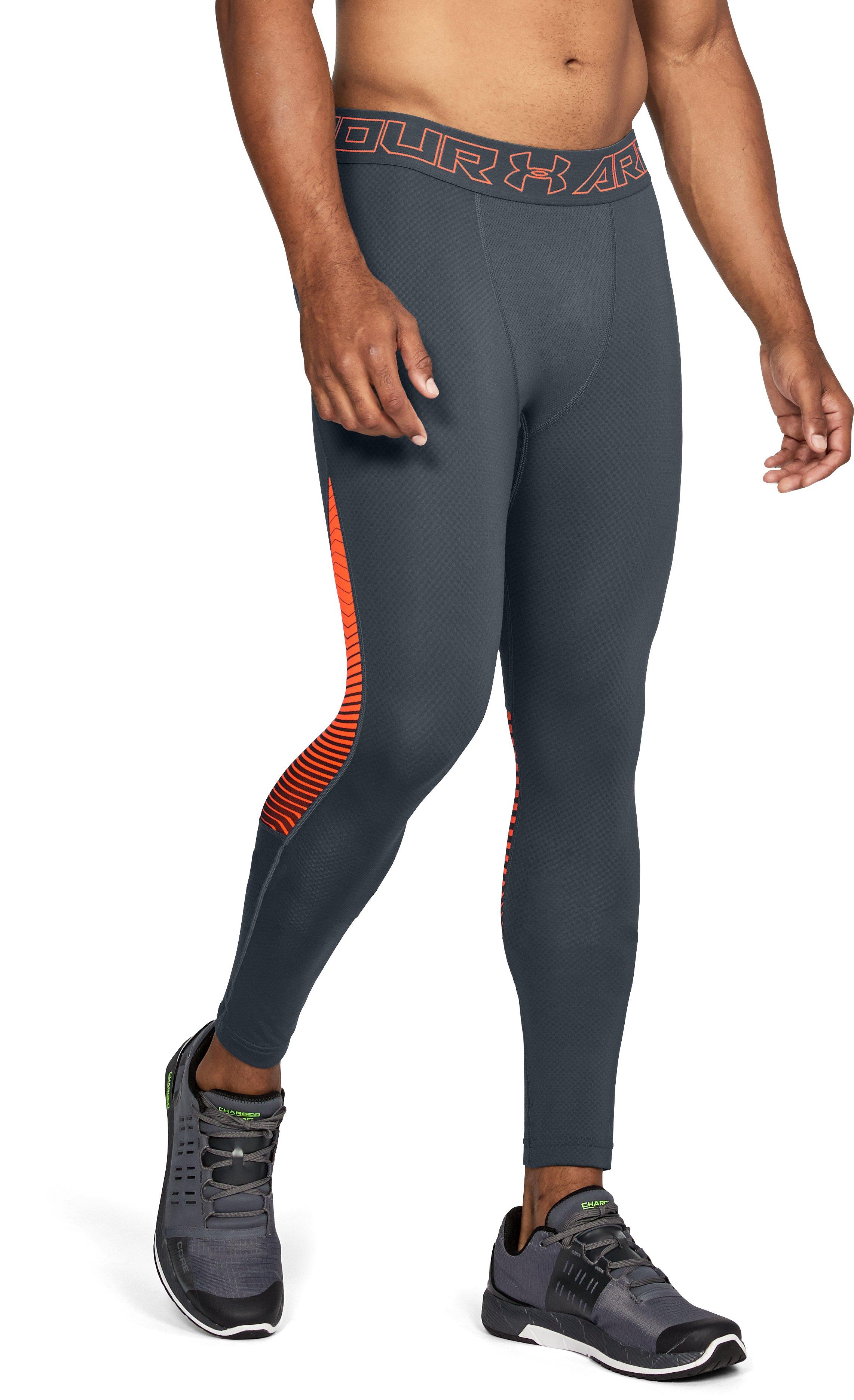 ColdGear® Reactor - Leggings pour homme, GRIS STEALTH