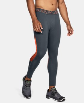 New Arrival  Men's ColdGear® Reactor Leggings  4 Colors $64.99