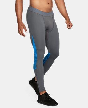 Men's ColdGear® Reactor Leggings LIMITED TIME: FREE SHIPPING 3 Colors $64.99