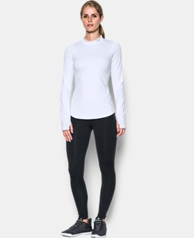 New Arrival Women's ColdGear® Armour Fitted Mock Neck  1 Color $49.99