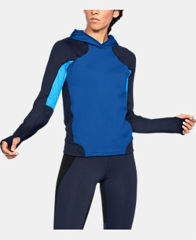 Women's ColdGear® Armour Pullover Hoodie  1 Color $44.99