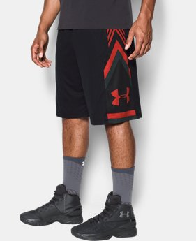 Men's UA Space the Floor Shorts   $34.99