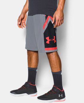 Men's UA Space the Floor Shorts  2 Colors $34.99
