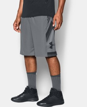 Men's UA Space the Floor Shorts  1 Color $39.99