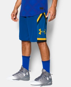 Men's UA Space the Floor Shorts  1 Color $34.99
