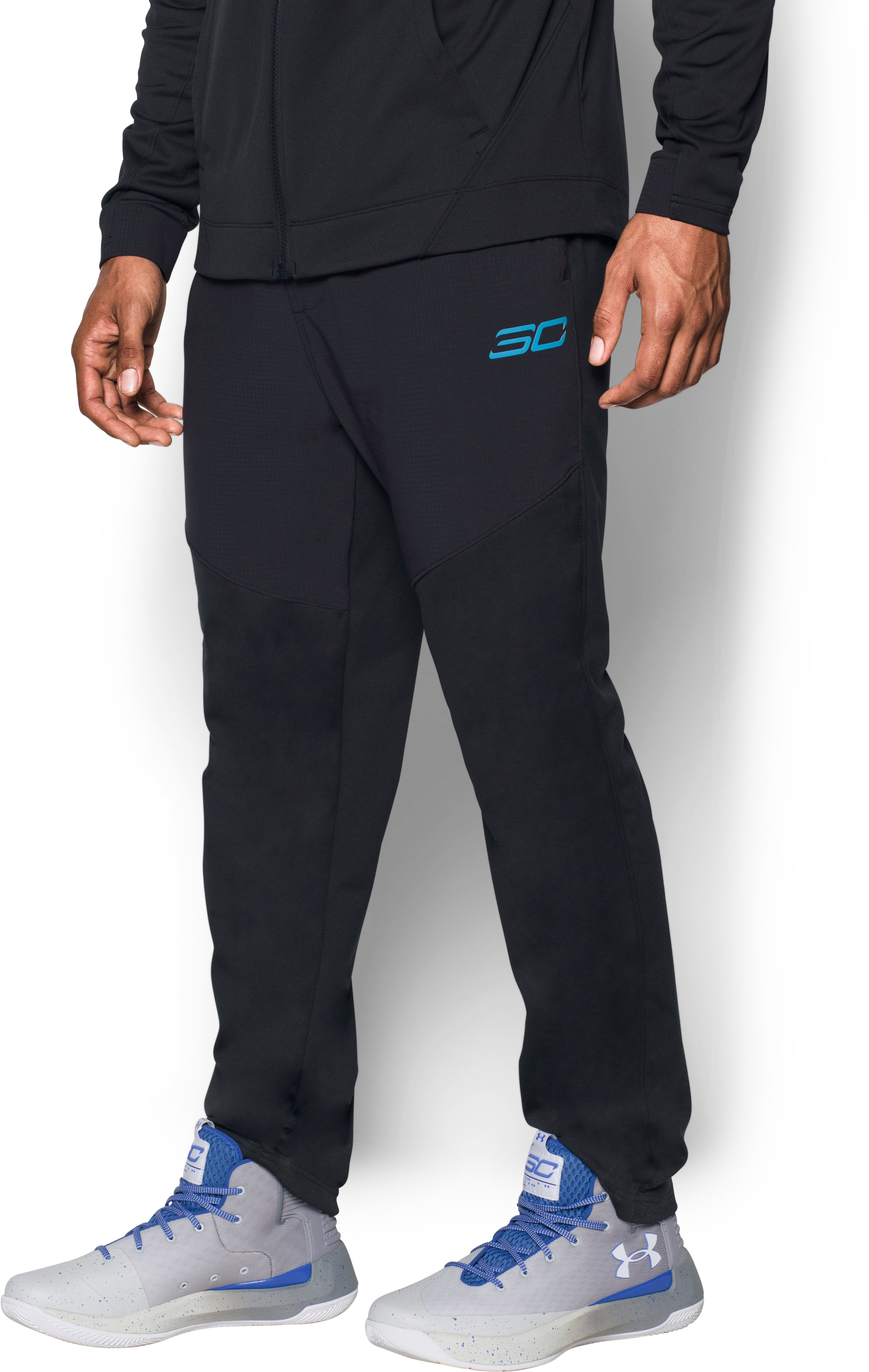 Men's SC30 Warm-Up Pants, Black