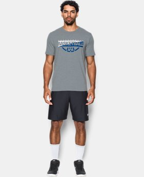 Men's UA Baseline Graphic T-Shirt  1 Color $29.99