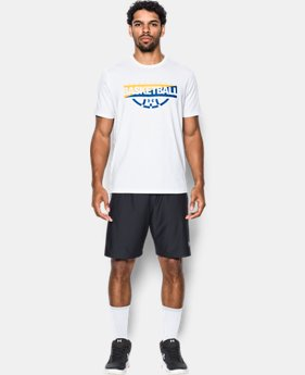 Men's UA Baseline Graphic T-Shirt  1 Color $24.99