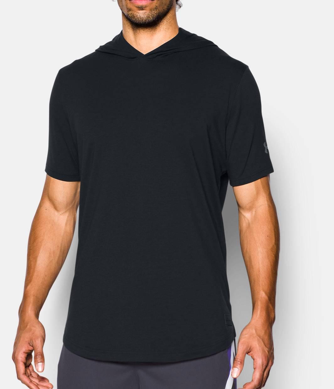 Men 39 S Ua Baseline T Shirt Hooded T Shirt Under Armour Us